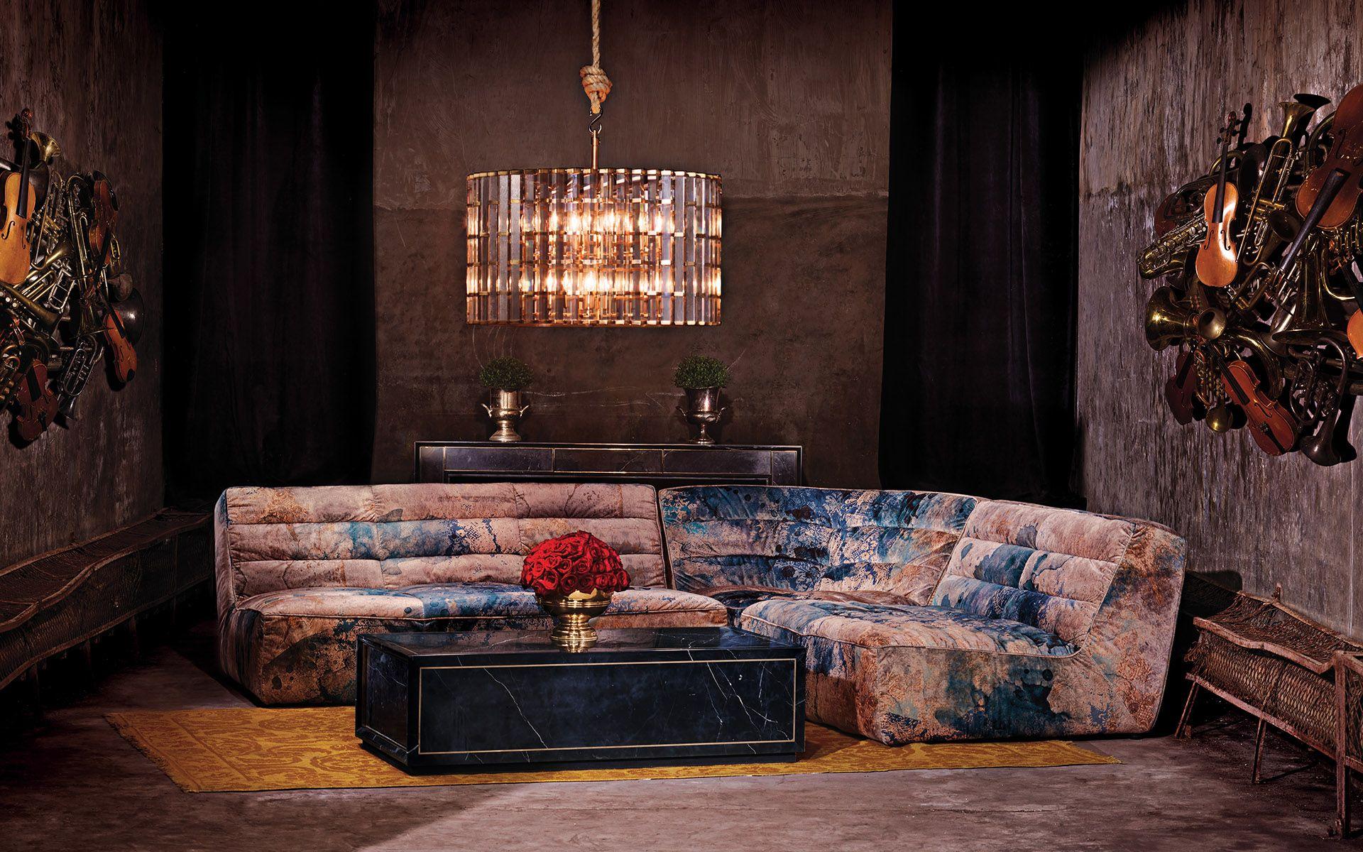 Tribeca Tufted Sofa In 2020 Furniture Leather Furniture Large