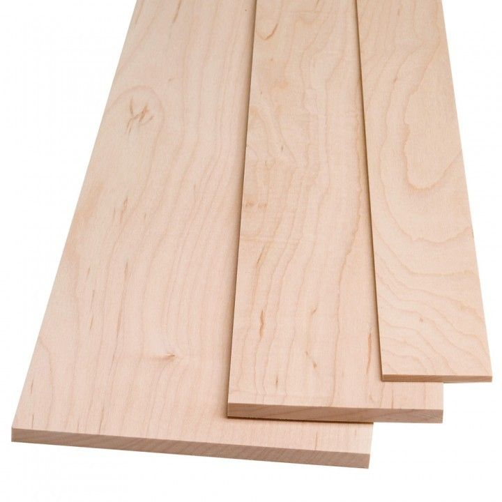 Maple Lumber By The Piece 1 4 Maple Lumber Lumber Woodworking