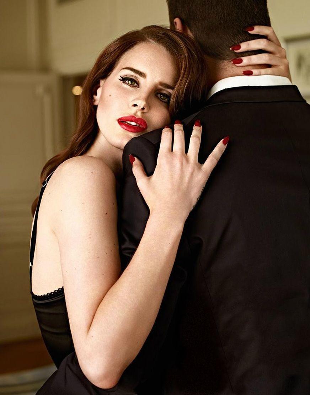 Wannafeelit: Lana Del Rey by Mariano Vivanco for GQ