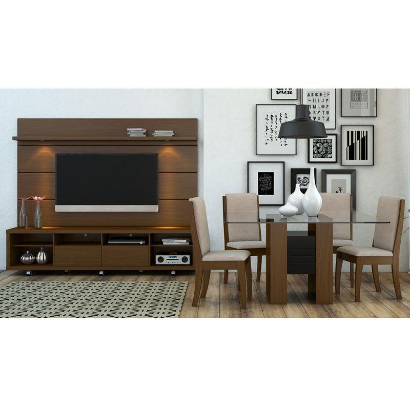 Manhattan Comfort Cabrini 22 TV Stand and