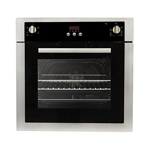 Cosmo C51eix 24 In Single Electric Wall Oven With Convection Single Wall Oven Wall Oven Electric Wall Oven