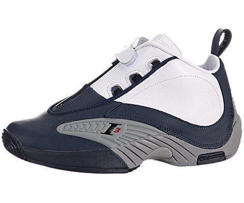 8cccab0c15e36e Reebok Answer IV Basketball Sneaker (Big Kid)