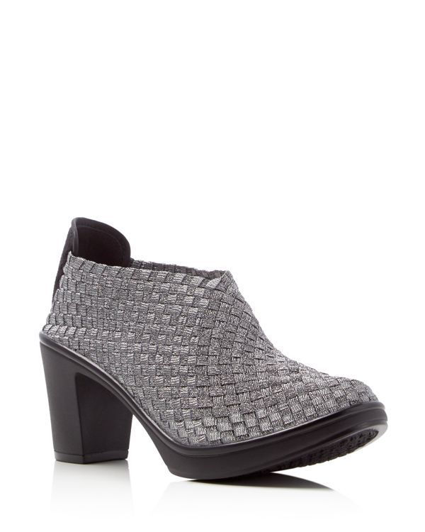 Steven By Steve Madden Elanore Woven Booties - Compare at $89