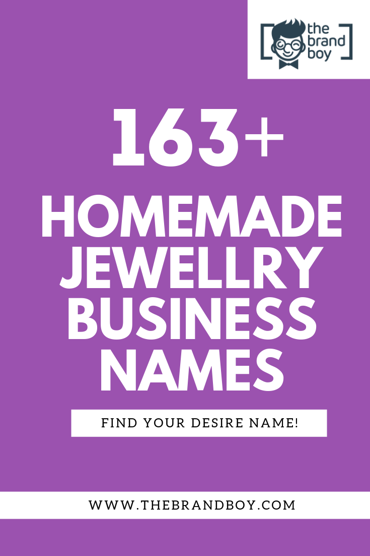 12+ How to name a jewelry business ideas