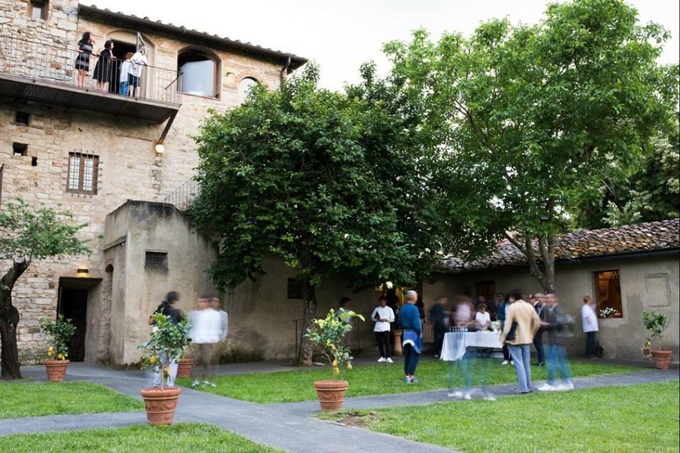 castello di calenzano dinner #pitti #evento #cena #dinner #pittiuomo #fiera #fair #event #calenzano #castle