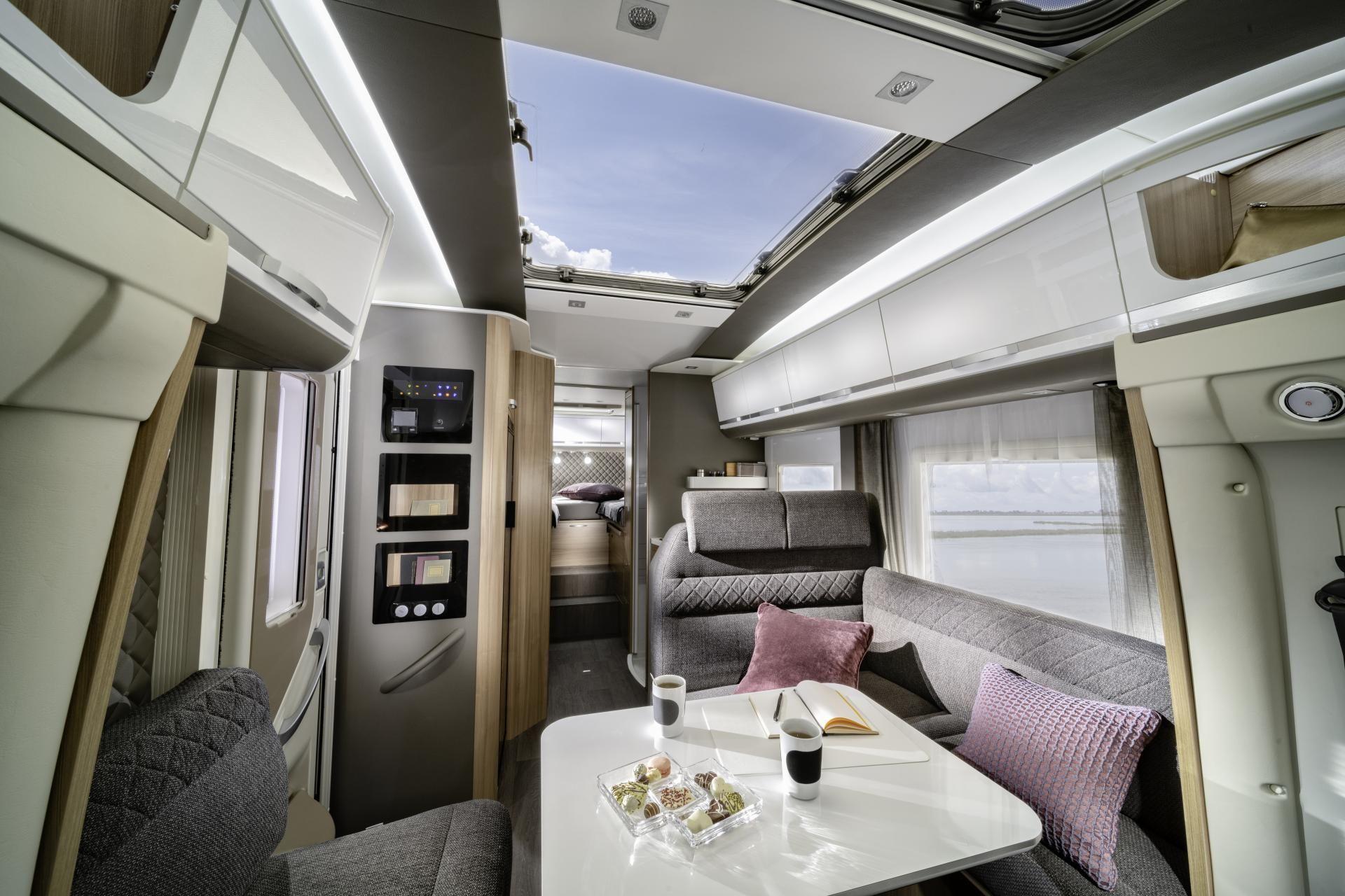 670 DL » Coral » Motorhomes » Adria Mobil | Campervans, RV