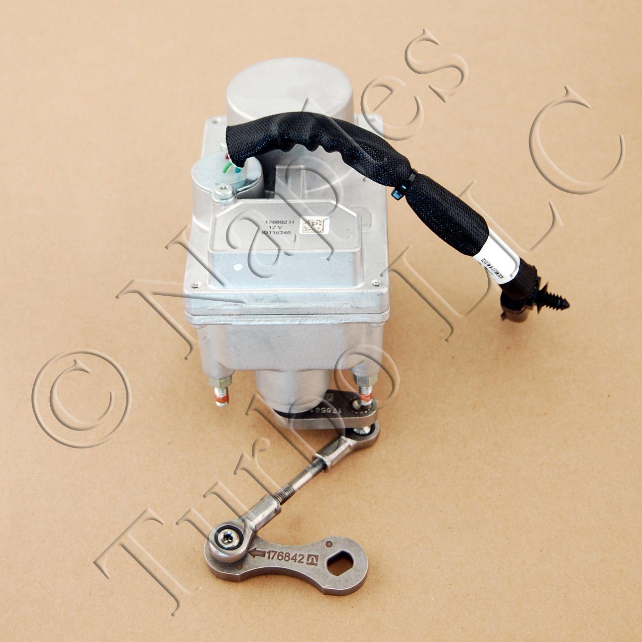 genuine oem wastegate waste gate turbo turbocharger. Black Bedroom Furniture Sets. Home Design Ideas