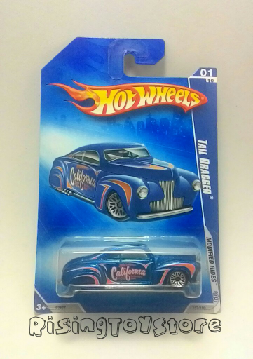 Hotwheels Tail Drager