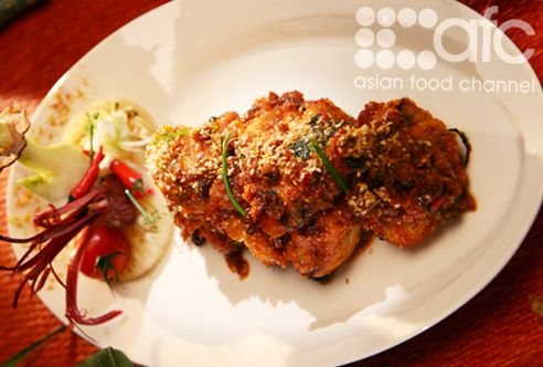 Chef wan spicy red chicken ayam masak merah asian recipes - Recette cuisine malaisienne ...