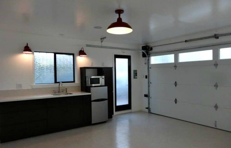 How To Save Money Garage Insulation Garage Insulation Garage Ceiling Insulation Garage Light Fixtures