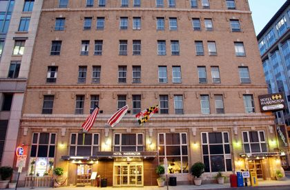 Hotel Harrington Washington Dc Tourist Close To Capitol And White House