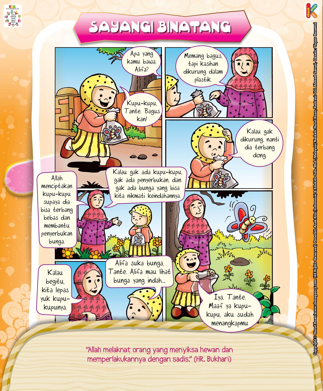 77+ Gambar Cerita Komik Hewan Dan Tumbuhan Gratis