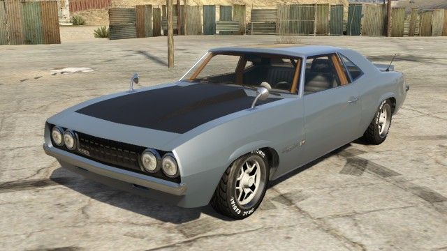 Declasse Vigero Gta Gta Muscle Cars Pinterest Grand
