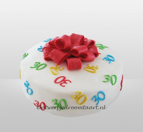 taart 30 jaar Verjaardagstaart 30 jaar | Verjaardagstaarten | Pinterest taart 30 jaar