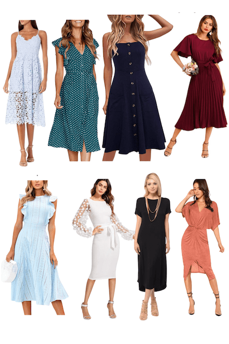 15+ What is a midi dress ideas