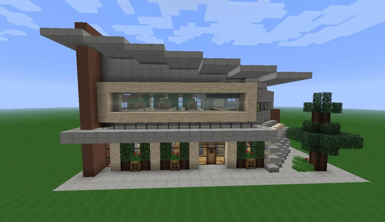 Shop 2 modern shop sieries b 39 s booksellers metro for Modern building design minecraft