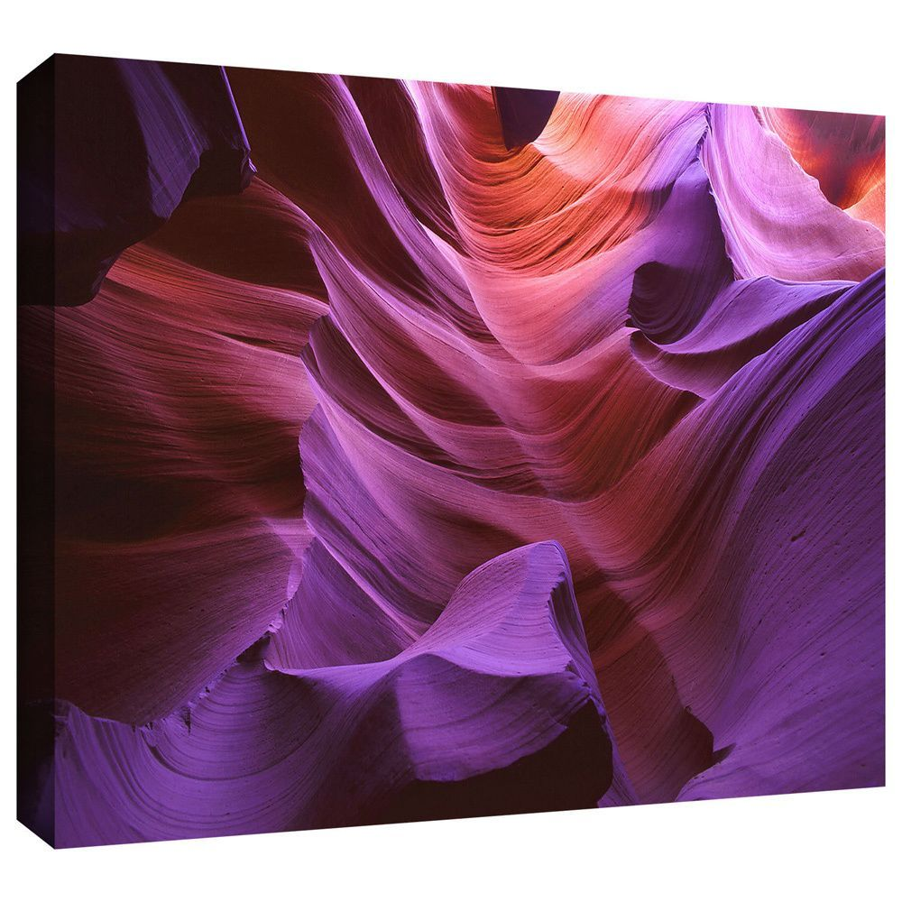 ArtWall Dean Uhlinger 4 Piece Artist Light Gallery-Wrapped Canvas Set 24 by 32