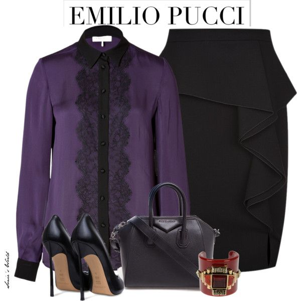 """Emilio Pucci"" by sonies-world on Polyvore"