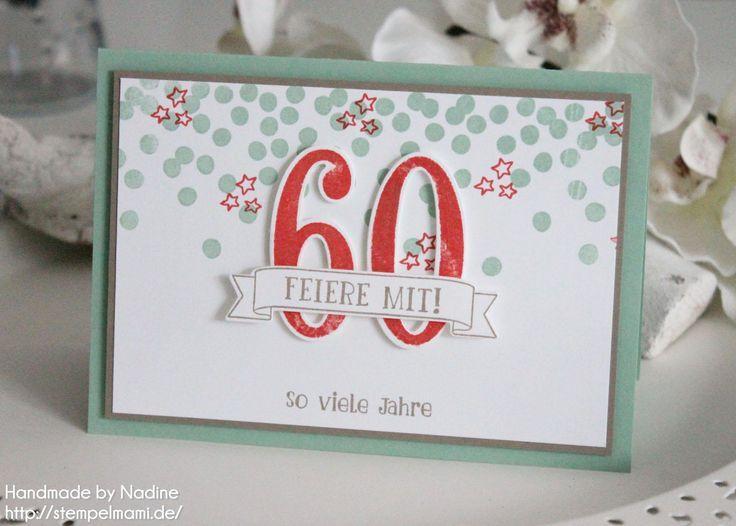 Einladungskarten 60 Geburtstag Frau