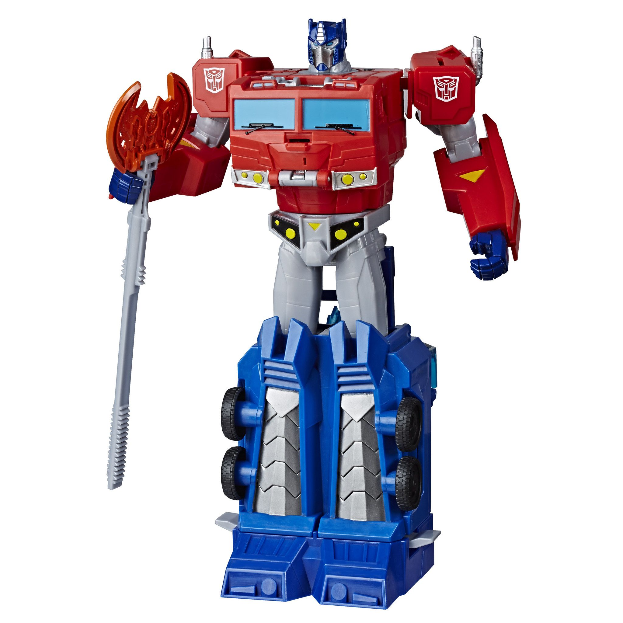 Transformers Cyberverse Official Images from MCM London