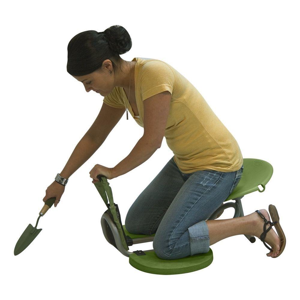 Vertex Easy Up Kneeler Gardening Seat For Pruning Weeding Of Garden Garden Seating Garden Tools Garden Kneeler