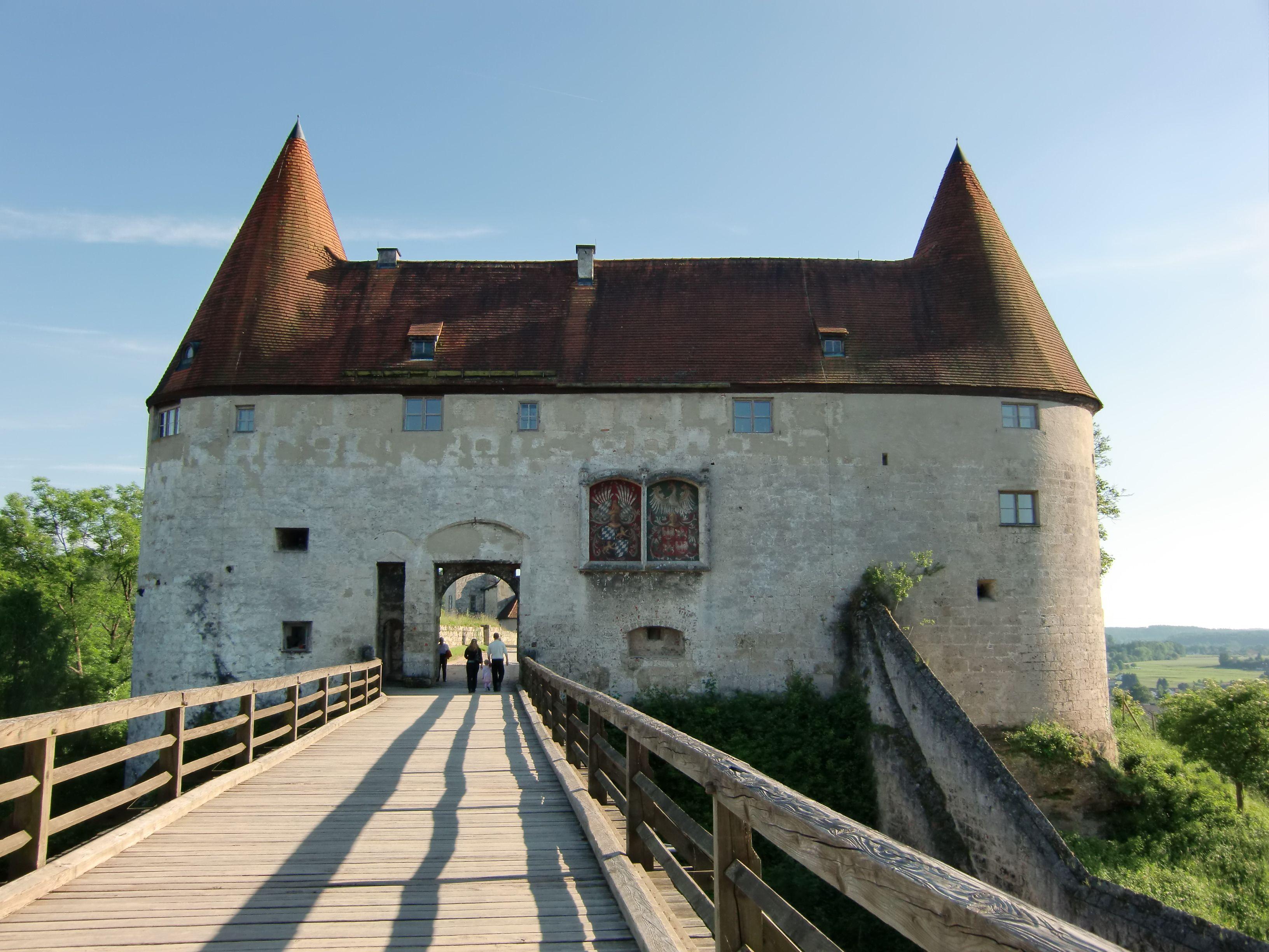 Burg zu Burghausen.