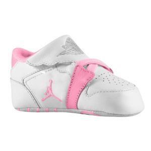 size 40 fbbef 4e3df Jordan 1st Crib - Infants - Basketball - Shoes - Black/White ...