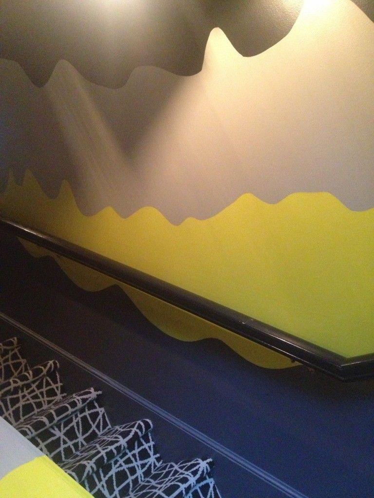 wall paint | Home Decor Ideas | Pinterest | Walls, Diy wall painting ...