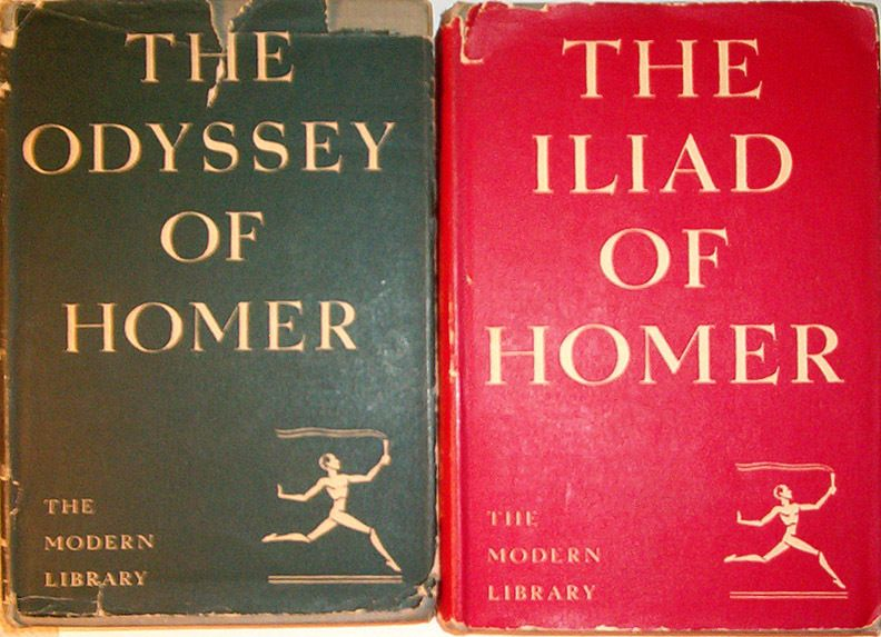 scholars debate about the true authors of the odyssey and the iliad Table of contents for homer's odyssey  sense can the iliad and the odyssey be considered  ancient scholars who believed the iliad and the.