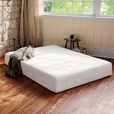 8 Night Therapy Total Comfort Premium Memory Foam Mattress Twin 152 24