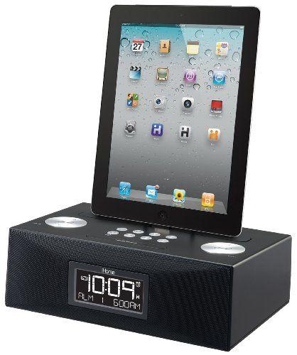 iHome iD83BZC App-Enhanced 30-Pin iPod/iPhone/iPad Alarm