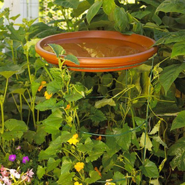 Gartengestaltung: Leichte Und Märchenhafte Deko Ideen Im Garten   Deko  Ideen Im Garten Untertasse Ideen