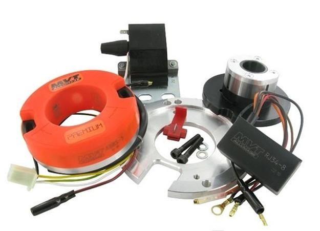 MVT Digital Direct Internal Rotor Ignition with Lighting