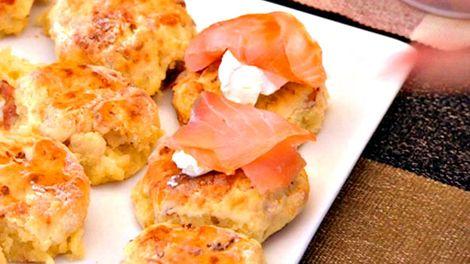 Cheesy Lemonade Scones Recipe Airfryer Directions Preheat
