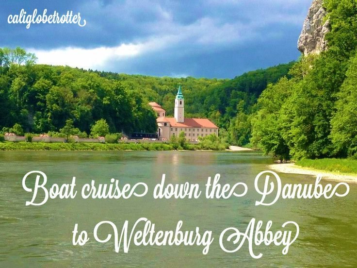 A Boat Cruise down the Danube to Weltenburg Abbey