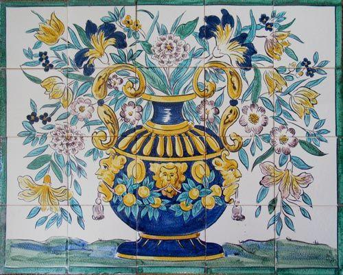 Decorative Spanish Tiles Fair 17Th Century Italian Tile Murals Spanish Tile Victorian Tile Decorating Inspiration