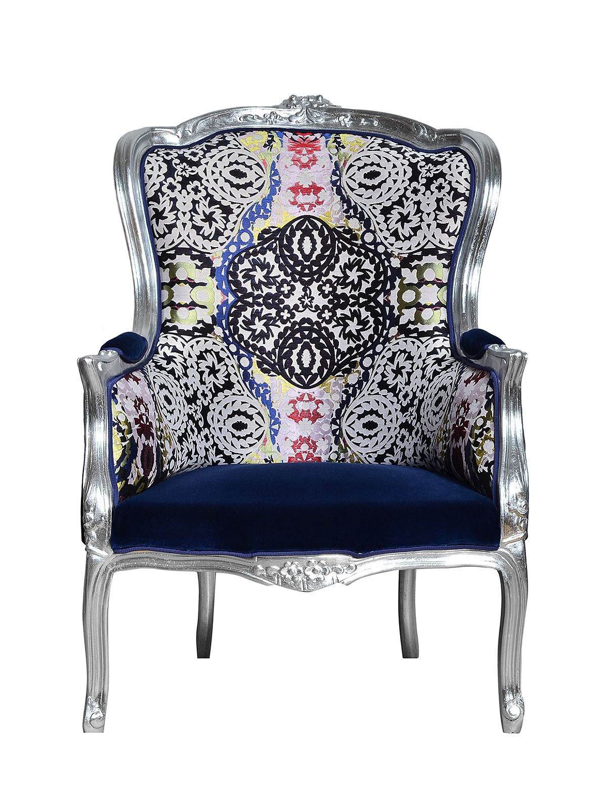 Armchair Upholstery Elegant Louis Xi Style Armchair Seat And Armrest Upholstery In