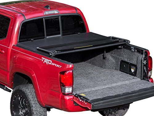 Gator Covers 59110 Trifold Tonneau Truck Bed Cover Chevy Silverado Gmc Sierra 20142017 65 Bed Be Sure Toyota Tacoma Bed Cover Tonneau Cover Truck Bed Covers