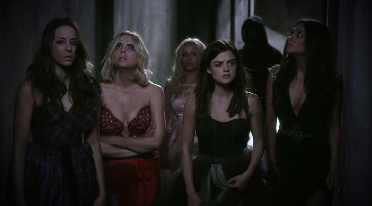 Pin By Red Ninja Life On Pretty Little Lovers Pretty Little Liars Seasons Pretty Little Liars Pretty Litle Liars