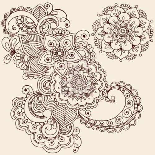 Gallery For Geometric Flower Tattoos | Walrus | Pinterest | Flor ...