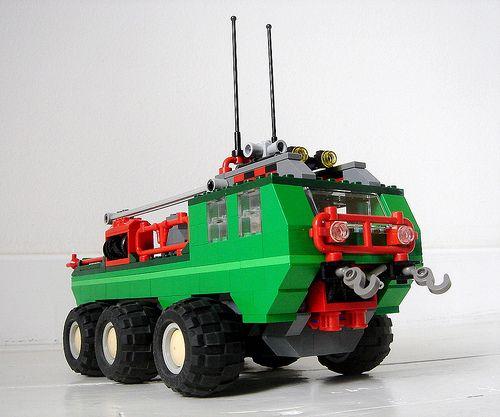 Emergency Vehicle by Sebeus I on Flickr
