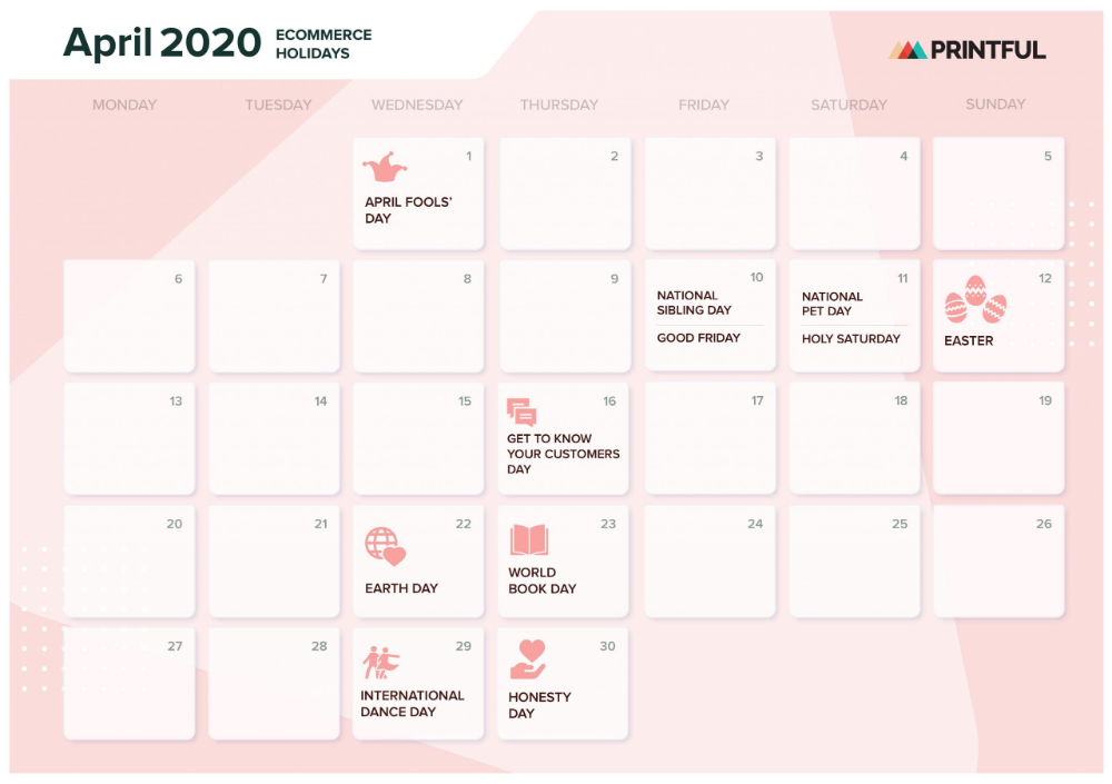 The Ultimate 2020 Holiday Marketing Calendar en 2020