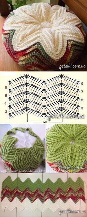 Awesome crochet flowers patterns #crochetflowerpatterns