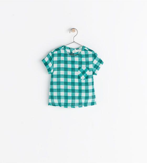Chemises - Bébé Fille - Enfants   ZARA France