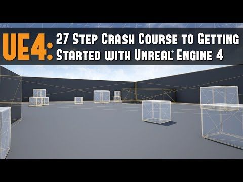 Ue4 27 step crash course to getting started with unreal engine 4 animation malvernweather Images