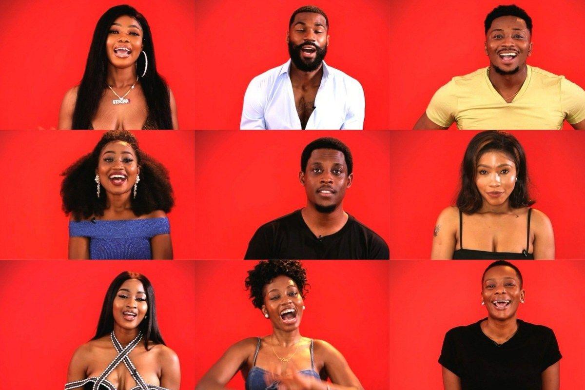 Big Brother Naija 2019 Meet The Housemates Bb Naija Season 4 Big Brother Naija First Boyfriend