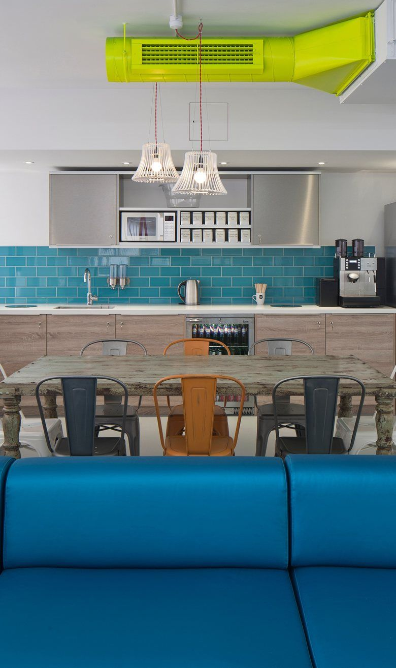 CoWork in Angel, London, 2013 - Penson | Interiors | Kitchens ...