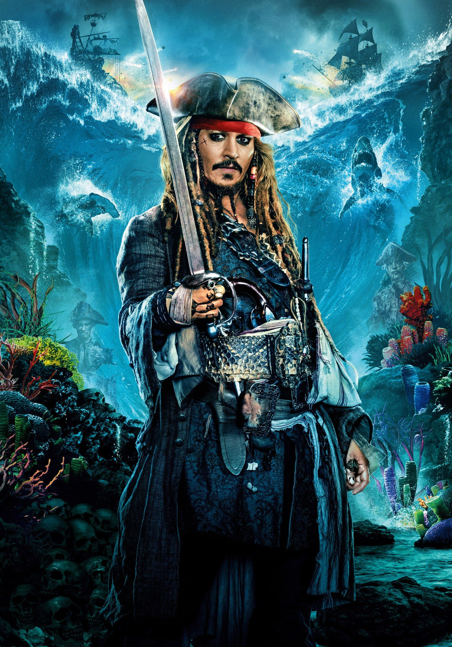 Pin About Pirates Of The Caribbean Jack Sparrow Wallpaper