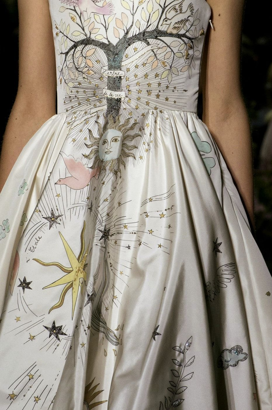 "hautekills: ""Christian Dior haute couture s/s 2017 """