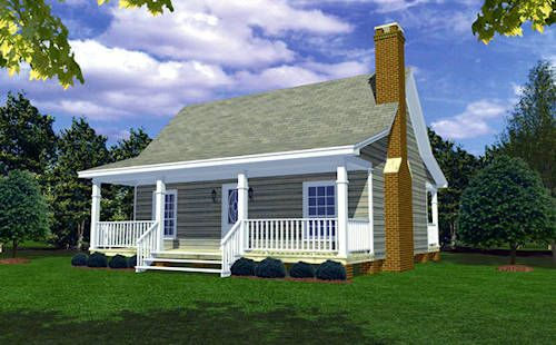 Small Home | Small House Plan Small House Plans For Do It Yourself Home Design Ideas